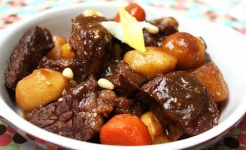 Bật mí bạn gái công thức chế biến thịt bò nấu nấm hương vị ngon màu đẹp
