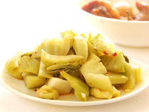 Mách bạn những loại rau đặc sản làm dưa muối chua giòn ngon ngày Tết
