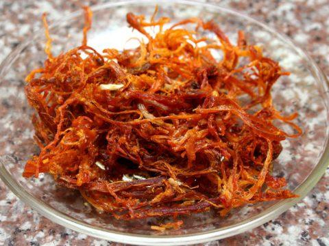 Chuẩn bị ngay món ăn đặc trưng khô bò nhâm nhi ngày Tết đậm hương