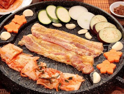 Bạn đã biết nướng thịt ba chỉ theo phong cách Hàn Quốc chưa