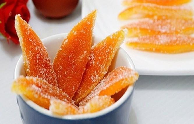 3 loại mứt làm từ vỏ hoa quả ai cũng mê, ăn một miếng là nhớ cả đời