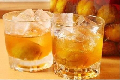 cách làm rượu táo
