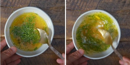 nước sốt gà nướng