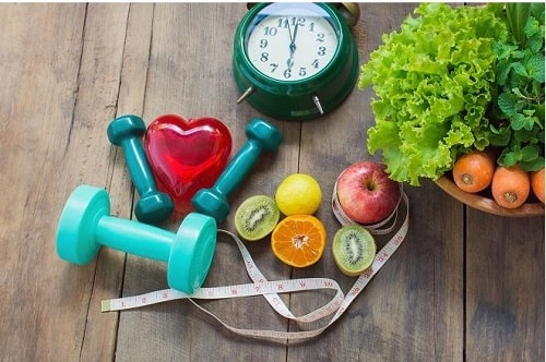 ăn gì để giảm cân sau tết