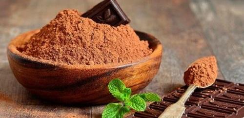công dụng của bột cacao