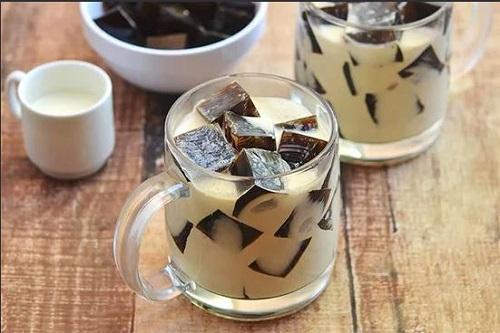 cách làm trà sữa thạch