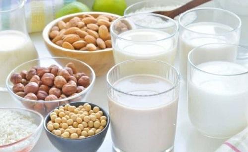 cách làm sữa hạt tại nhà