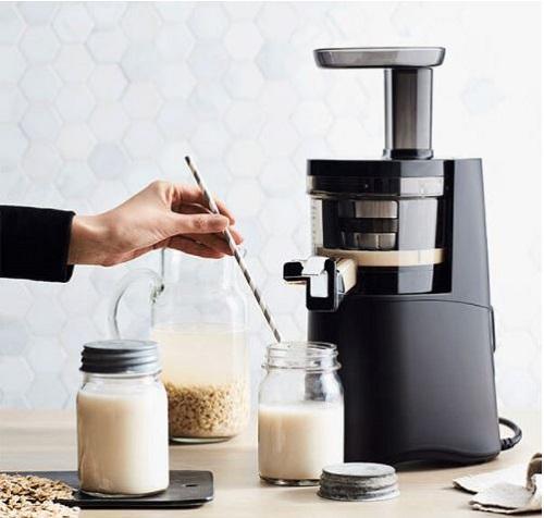 cách làm sữa hạt không cần máy chuyên dụng