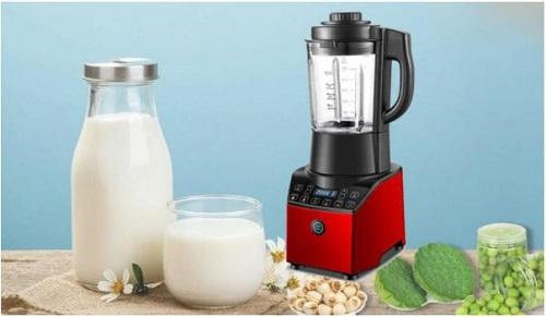 làm sữa hạt tại nhà