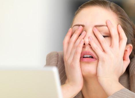 tác hại do căng thẳng gây ra