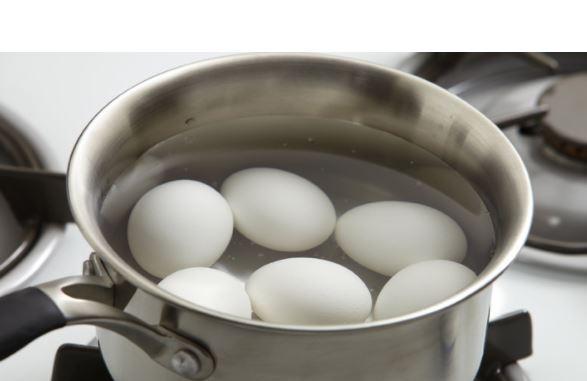 cách ăn trứng
