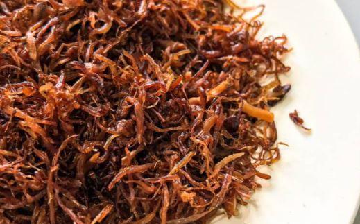 Lợi ích của ruốc nấm mang lại cho sức khỏe