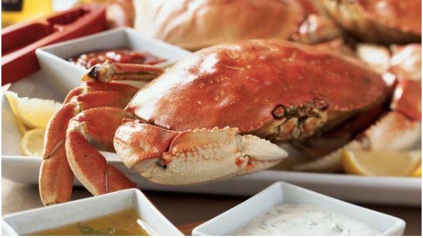Cách phân biệt cua lành, cua độc bạn nên biết khi ăn hải sản