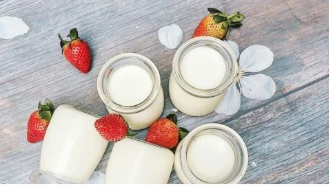 công thức sữa chua