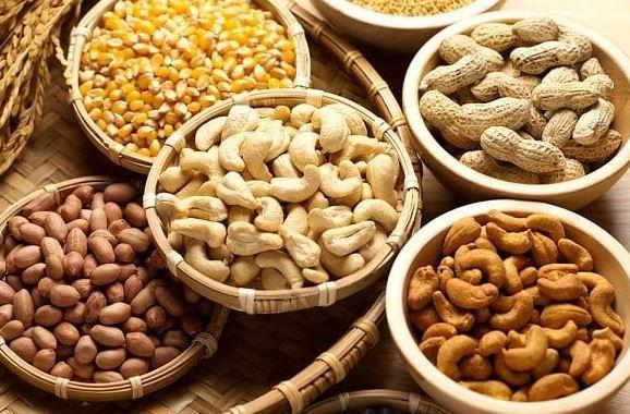 các loại hạt dành cho bệnh huyết áp cao