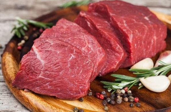 nên ăn thịt bò khi hạ huyết áp