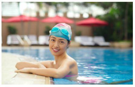 Tại sao phải chăm sóc tóc khi đi bơi