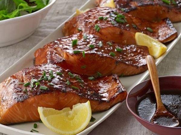 Top cách làm cá hồi nướng siêu  ngon