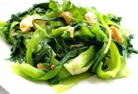 rau cải thìa